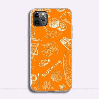 Mīksts Silikona Case For iPhone 11 Pro XS Max X XR 5 5S 6S 6 7 8 Plus SE